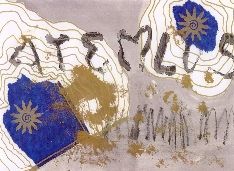 Atemlos - Bildende Kunst - Barbara Baum