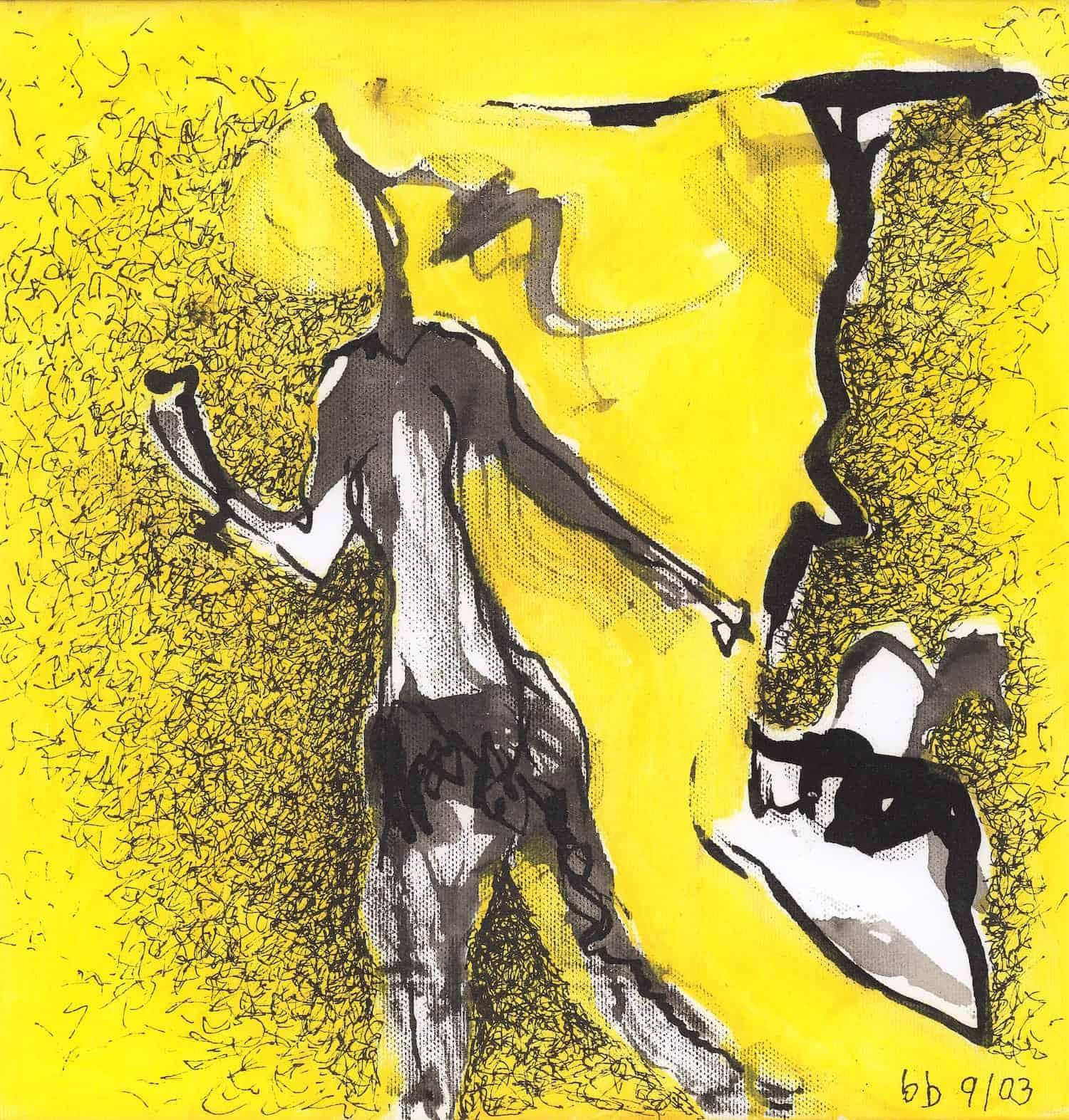 Dazwischen - Bildende Kunst - Barbara Baum