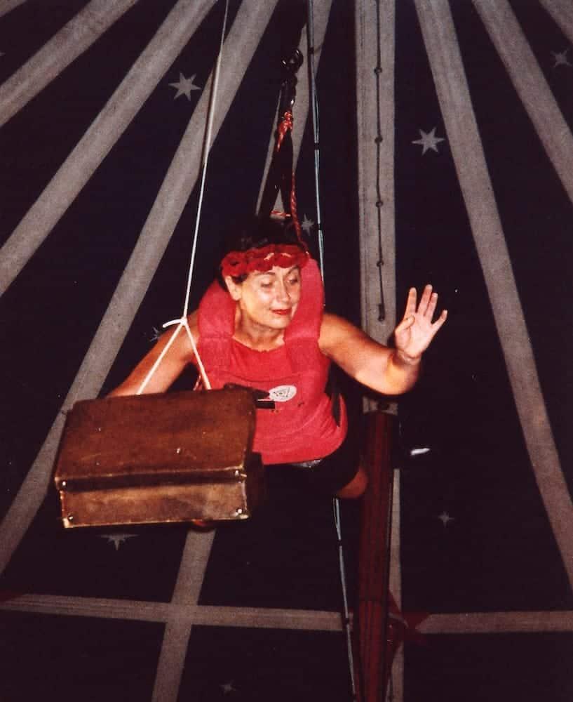 Kulturschockzirkus - Performance - Barbara Baum